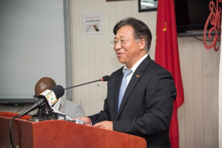 Chinese ambassador in Nigeria, Cui says CPC has impacted China, world  positively   AFRICA CHINA ECONOMY